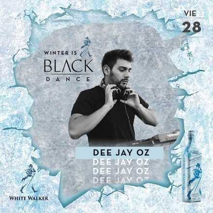 white Walker Presenta -★BLK Dancing - Dj Oz ★-
