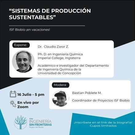 SISTEMAS DE PRODUCCION SUSTENTABLES