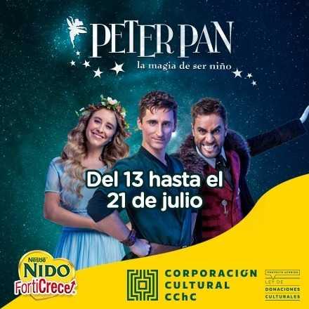 Peter Pan El Musical - Santiago