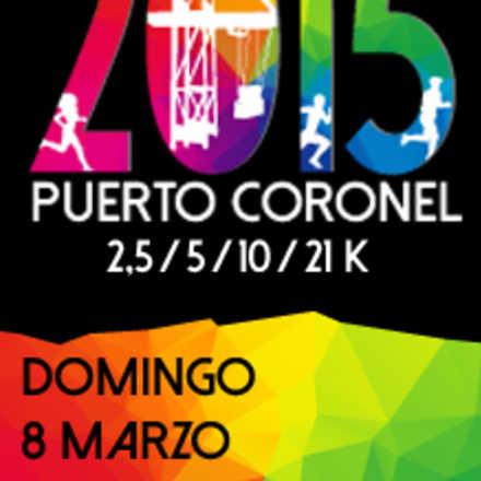 Media Maratón Puerto Coronel