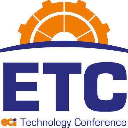 ETC - ECI Technology Conference 2015