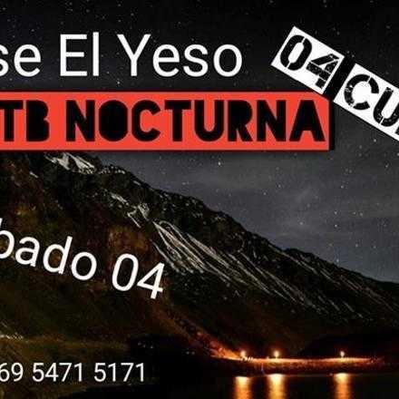 Salida NOCTURNA a Embalse El Yeso