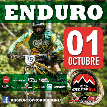 Enduro Bike Park cerro 26