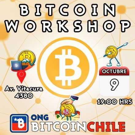Curso Intensivo de Bitcoin - 9 de Octubre