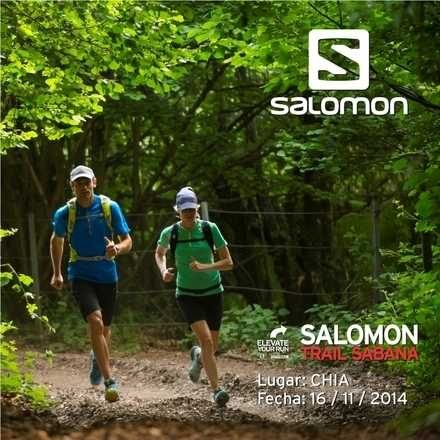 Salomon Trail Sabana 2014