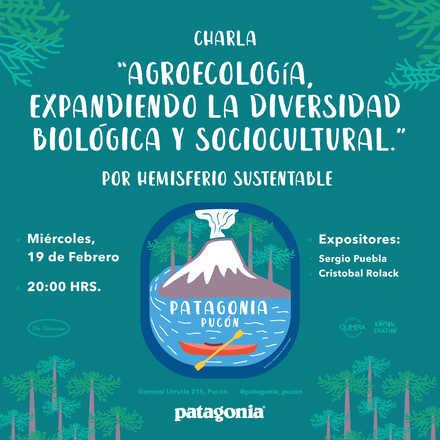 Charla sobre Agroecología