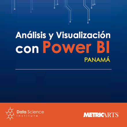 Análisis y Visualización con Power BI - Abril 2019