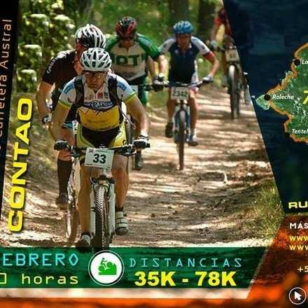"""Desafio Mountainbike """"Carretera Austral Contao 2017"""""""