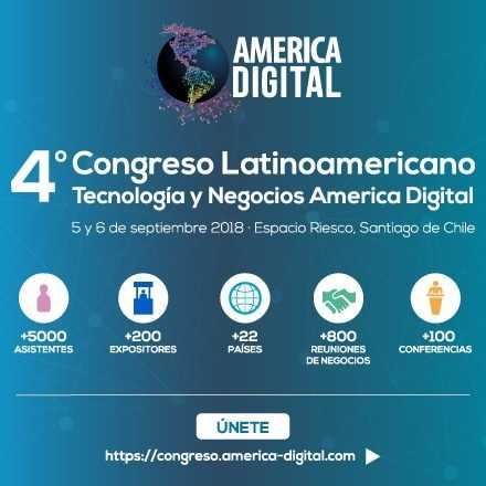 Congreso America Digital 2018