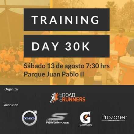 II Training Day 30k