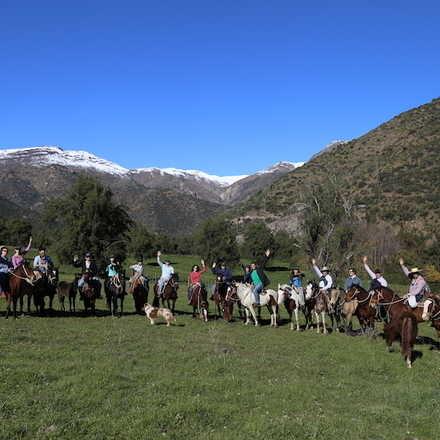 Cabalgata La Ermita