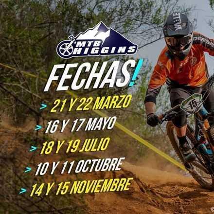 Campeonato Enduro MTB O'Higgins 2020