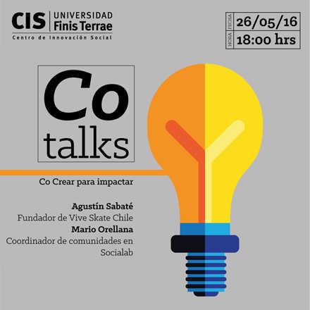 CoTalks II: Co-creación