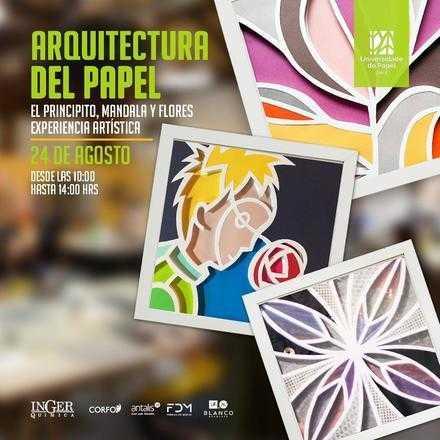 """Experiencia """"Arquitectura del Papel"""""""