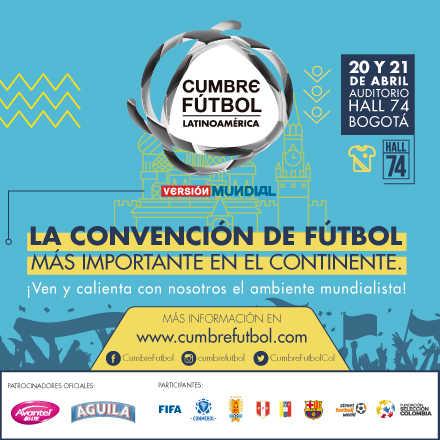 Cumbre Fútbol Latinoamérica