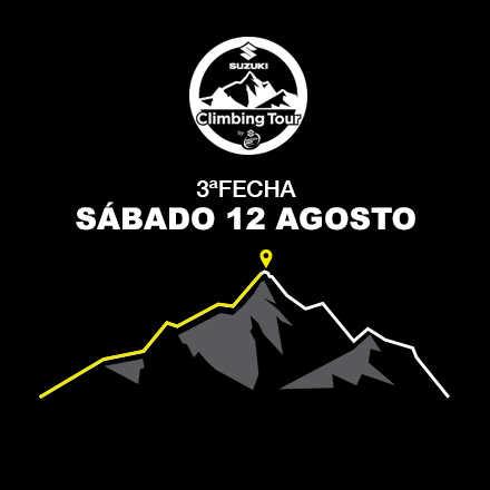 Suzuki Climbing Tour by Protein Shot 3ra Fecha