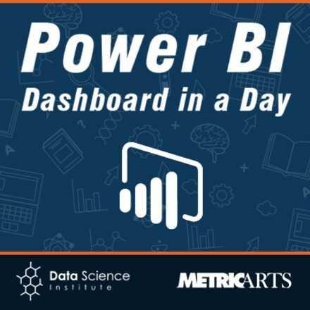 Power BI Dashboard in a Day