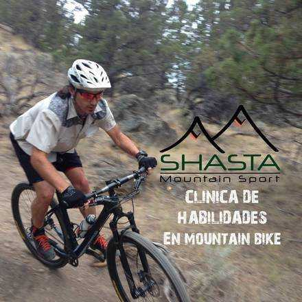 CLINICA DE HABILIDADES EN MOUNTAIN BIKE (FUNDAMENTALES)