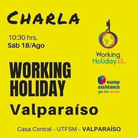 Working Holiday Valparaíso 2018