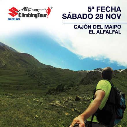 Suzuki Climbing Tour 5° Fecha 2015