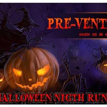 Halloween Night Run 5k