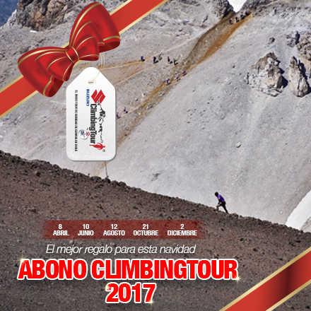 Abonos Climbing Tour 2017
