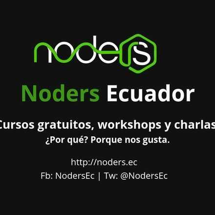 Noders.ec - Curso de Nodejs clase 1