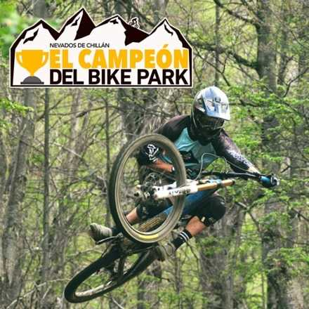 Campeón del Bike Park Nevados de Chillán 2019