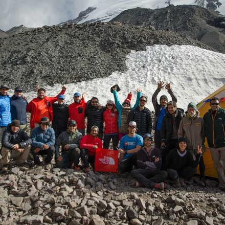 Ascenso Cerro Plomo
