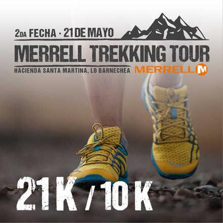 Merrell Trekking Tour 2da Fecha 2016