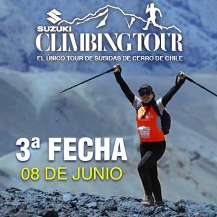 Climbing Tour 3era fecha 2019.