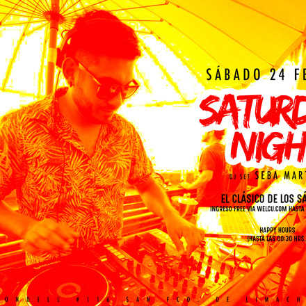 Santo Averno / Saturday Night / Sab 24 Feb