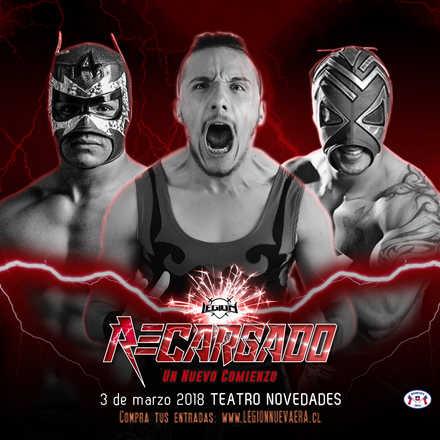 """Lucha Libre """" Recargado 2018 """""""