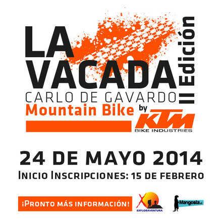 MTB La Vacada 2014