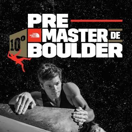The North Face Master de Boulder 2017