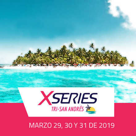Campeonato Nacional   Xseries Tri - San Andrés 2019 Powered by  Xportiva