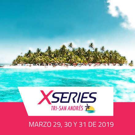 Campeonato Nacional   Xseries Tri - San Andrés 2019 Powered by  Xportiva