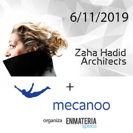 Encuentro Internacional Enmateria 2019 - ZHA + Mecanoo
