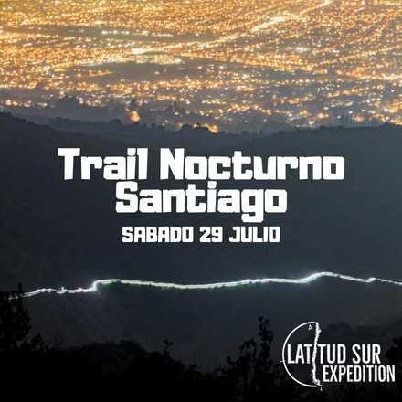 Trail Nocturno Santiago 2018