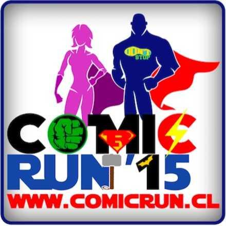 Comic Run Antofagasta 2016