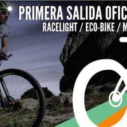Salida Nocturna Racelight / Eco-bike / Mavic / Orbea