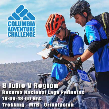 Columbia Adventure Challenge 2º Fecha 2017