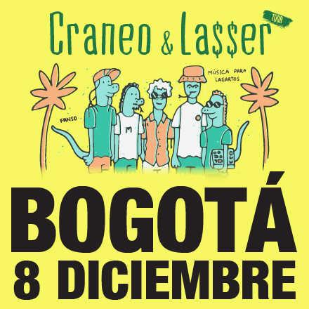 Craneo & Lasser  Bogotá 2018