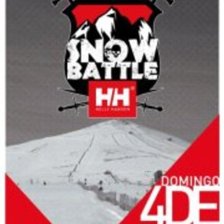 Snow Battle 2013