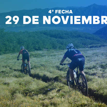 Suzuki Mountain Bike Tour 4ta fecha