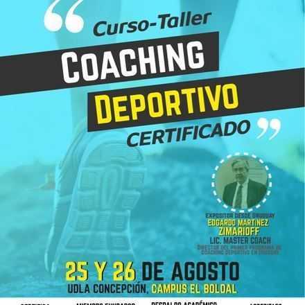 Curso Taller Coaching Deportivo - Técnicas y Recursos