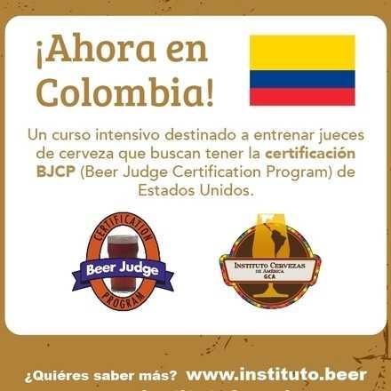 BJCP Bogotá Colombia Julio 2017