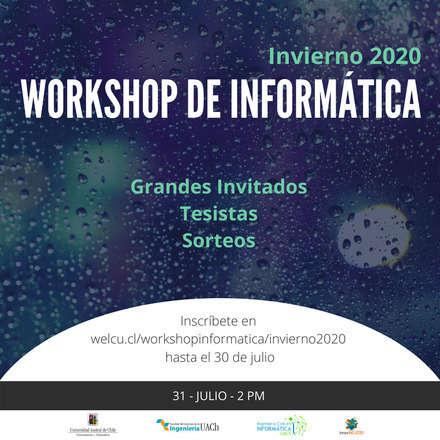 Workshop Informática UACh - Invierno 2020