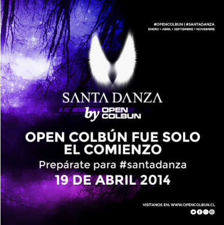 Santa Danza 2014 by Open Colbun