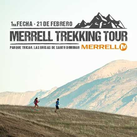 Merrell Trekking Tour 1ra Fecha 2016